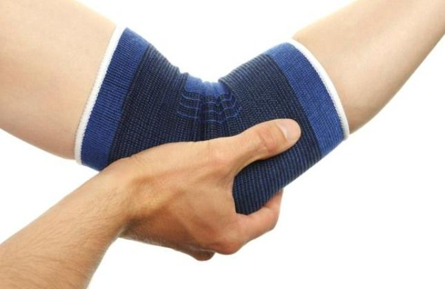 Rehabilitation of fractured elbow